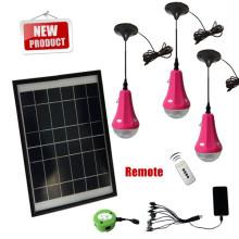 keine Gebühr nach Hause Elektrizitätsanwendung führte Birne/Remote Kontroll-led Lampen/solar powered wiederaufladbare led Birne Licht JR-XGY