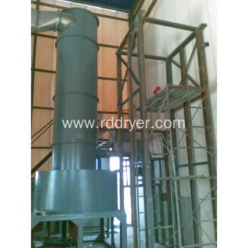 High Efficiency Rotary Spin Flash Dryer Machinery