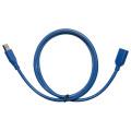 Расширения USB 3.0 мужчина к Женский кабель для передачи данных