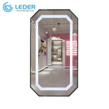Espejo cosmético LED con luz LEDER