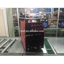 WSM-250 IGBT inversor DC MMA soldador / DC pulso TIG máquina de soldar