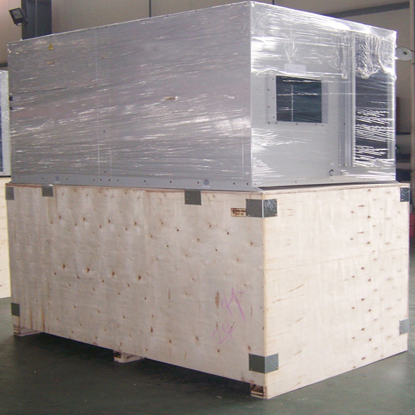 Delivery for Rooftop Packaged Unit