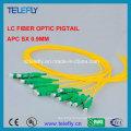 LC Волоконно-оптический пигтейл, LC Pigtail, LC Кабельный пигтейл