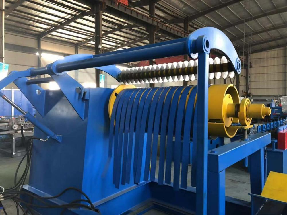Steel Coil Recoiler For Sale