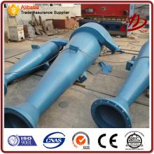 Collecteur de poussière filtre l'usine de cyclone ciment