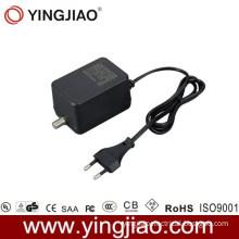15W 12v ac dc universal power supply for tv