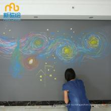Большая стираемая магнитная доска для рисования для взрослых