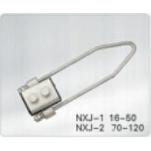 Braçadeira de quatro extremidades do núcleo, braçadeira de cabo