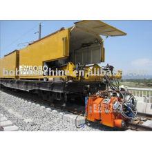 Selbstfahrende Schienenschweißmaschine K355