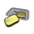 Zinn-Behälter-große Größen-heißer Verkaufs-Rechteck-Form-kundenspezifischer Druck-Rollenrauch