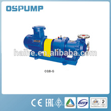 Corrosion resistance Leak free magnetic drive centrifugal pump