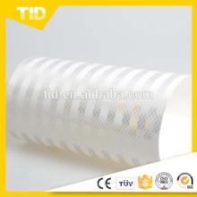 Lámina reflexiva prismática micro de la alta intensidad de la anchura 122CM