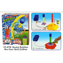 Rocket Bubbles