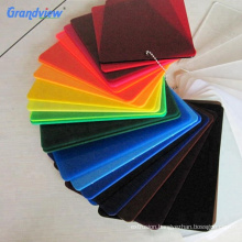 100% virgin raw material customized printable ABS thermoforming sheet