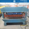 Máquina formadora de rolo de perfil de aço de camada dupla