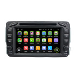 BENZ W163 ANDROID CAR DVD PLAYERS