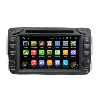 BENZ W163 ANDROID DVD PLAYERS