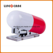 Promotional Mini Pill Shaped Stapler
