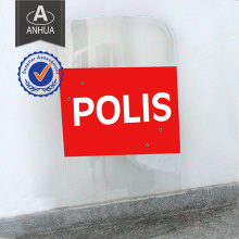 High Quality Transparent Police Anti Riot Shield