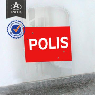 High Quality Transparent Police Anti Riot Shield