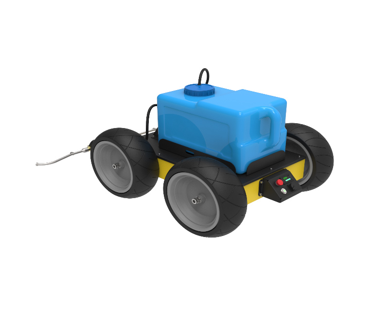 Indoor Disinfection Robot