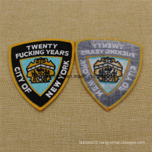 High Quality Custom Made Embroidery Patch