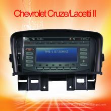 Reproductor de DVD de coche para Chevrolet Cruze / Lacetti II Car Video