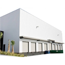 Clear Span Modern Chinese Prefabricated Steel Structure Warehouse