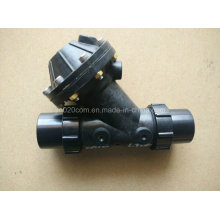 """Jieming 2"""" Y Pattern Diaphragm Valve for Water Treatment Plant"""