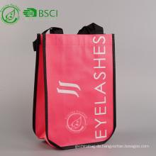 Wiederverwendbare Eco benutzerdefinierte laminierte pp vlies tasche