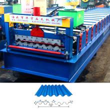 XN-750 Verglaste Dachprofil-Profiliermaschinen