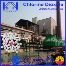 Chlordioxid-Tablette für industrielle Kühltürme Wasseraufbereitung
