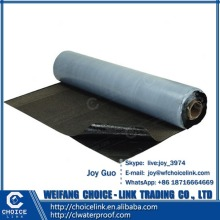 cold applied self adhesive asphalt waterproof sheet