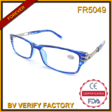 Fr5049 Latest Fashion in Eyeglasses Plastic Reading Glasses Buy From China Online