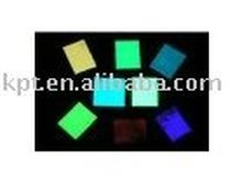 photo luminescent pigment,glow in dark pigment, plastic masterbatch , sign