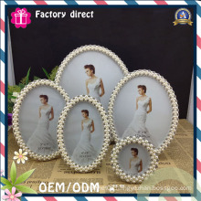 2015 Factory Direct Sale Metal Customer Design Round Photo Frame