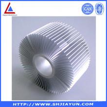 Profil en aluminium personnalisable d'accessoires en aluminium pour le radiateur