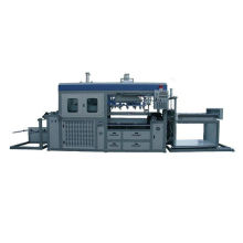 Fully Automatic High Speed Vacuum Forming Machine / Automatic Cutting Machine 6 - 10 Cpm