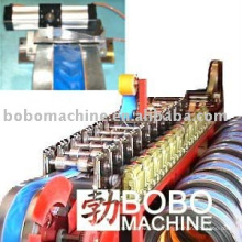 Air duct flexible connection forming machine