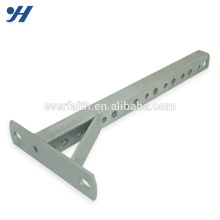 Galvanized Channel Slotted Structure U Steel Shape Bracket