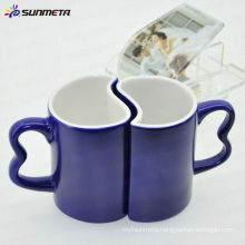 11oz color changing couple mugs coffee mug