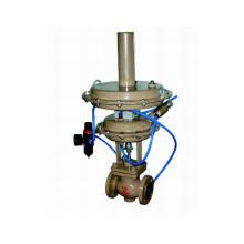 Válvula de regulación de presión de vapor autoaccionada Zzhp