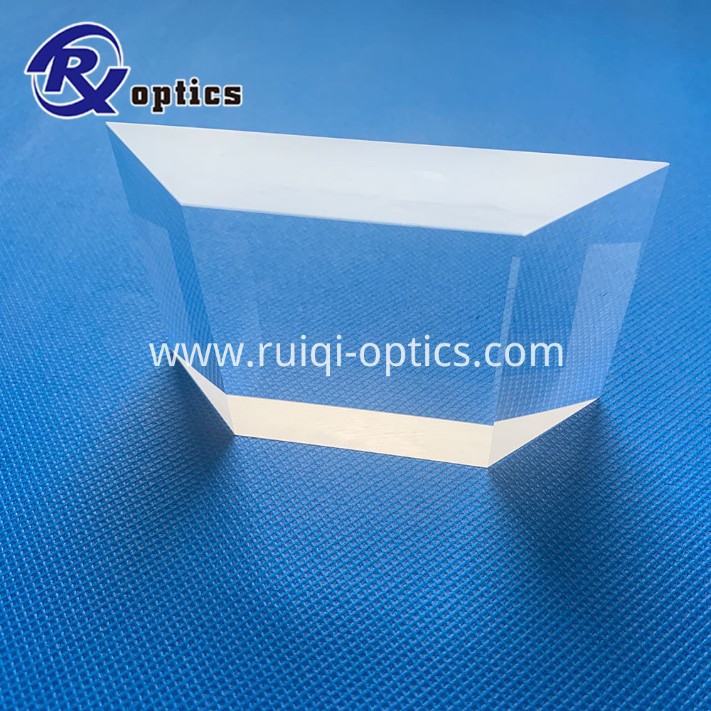 Optical Quartz Prism