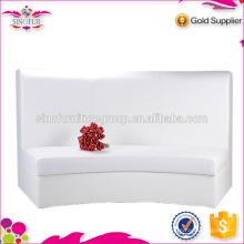 Sofá de mobiliário de design fresco Sofá curvado de sinofur