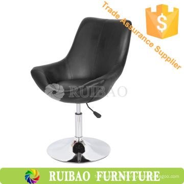 Hochwertiger kundenspezifischer bequemer einzelner PU großer runder Stuhl