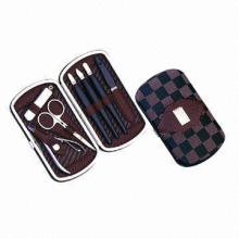 7-piece High Grade Manicure Set, for Promotional Gift, Fashionable Style
