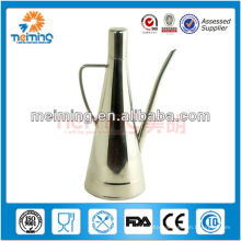 high quality 500ml stainless steel oil kettle/pot