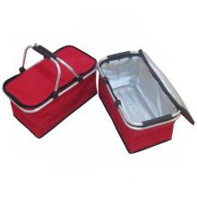 Cesta para piquenique refrigerador portátil (SP-301E)