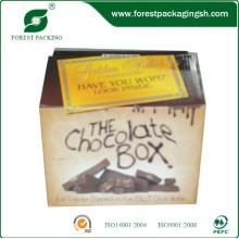Carton d'impression offset pour chocolat