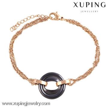 74404 Bracelet en gros de bijoux en acier inoxydable